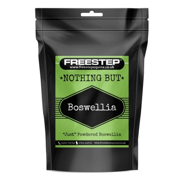Nothing But Boswellia