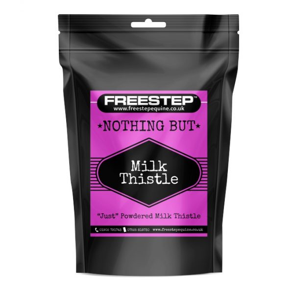 Nothing But Milk Thistle