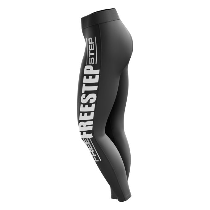 Freestep Leggings (Black)